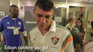 Mais uma vez o Time de Guerreiros deixou sua marca. Após o resultado adverso contra o Coritiba, voltaram a duvidar do Fluminense. E nada melhor do que um clá...