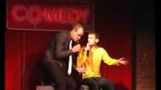 Наркоман Павлик и Денчик в Comedy Club (Самара)