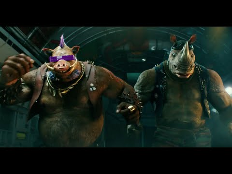Teenage Mutant Ninja Turtles 2 (2016) - June 3rd - Paramount Pictures