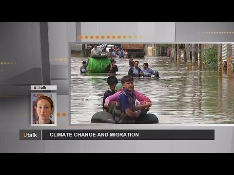 Κλιματική αλλαγή και μετανάστευση: ένα καυτό ευρωπαϊκό ζήτημα – utalk