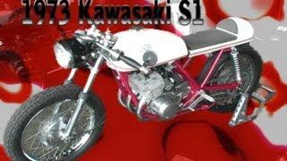 Bild Kawasaki S1 von 1973