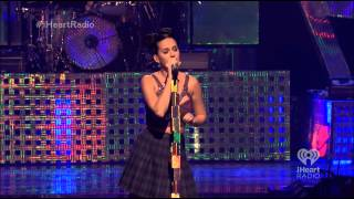 Katy Perry iHeartRadio Music Festival Live 2013