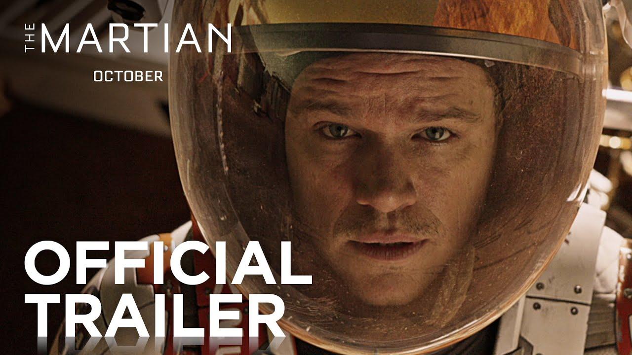 ตัวอย่างหนัง The Martian