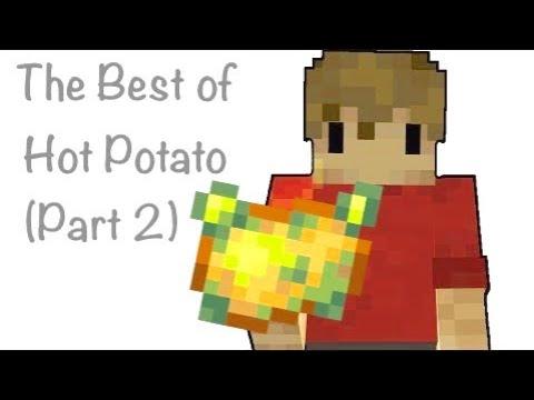 The best of Hot potato tag in Minecraft part 2 (Hermitcraft season 6)