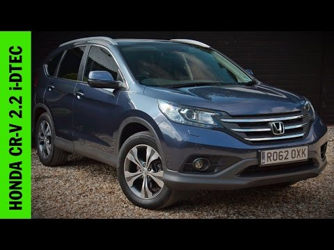 Honda CR V - Watch our review of the 2013 Honda CR-V http://www.testdriven.co.uk/honda-cr-v-review/ Don't forget to subscribe to have our videos delivered to you every da...