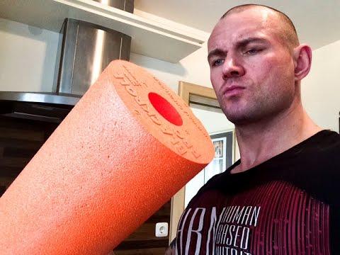 Foam Rolling - Ist das Rollen über Muskelfaszien sinnvoll?