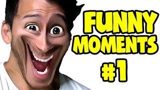 Video Funny Moments Compilation #1 MP3, 3GP, MP4, WEBM, AVI, FLV Juni 2018