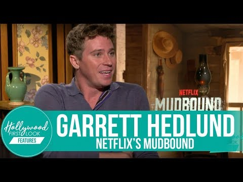 Garrett Hedlund Discusses MUDBOUND | Netflix MUDBOUND (2017)