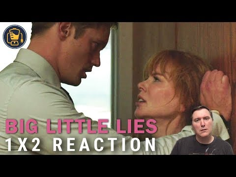 "Big Little Lies Reaction & Review | 1x2 ""Serious Mothering"""