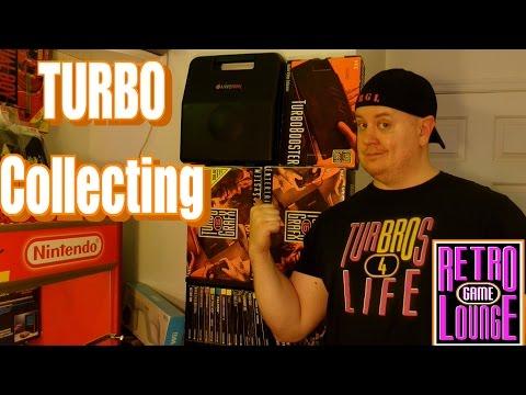 TURBOGRAFX-16 COLLECTING | THE BASICS