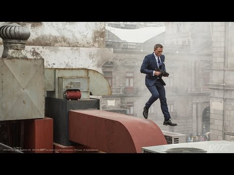 BehindtheScenes of the 007 Film Spectre