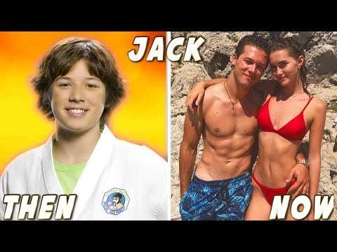 Kickin' It ★ Then And Now