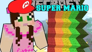 Minecraft: A NEW WORLD! - SUPER MARIO BROS - Custom Map [3]