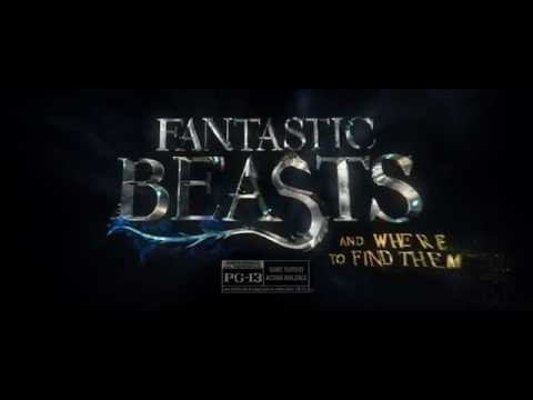 Fantastic Beasts and Where to Find Them (TV Spot 2)