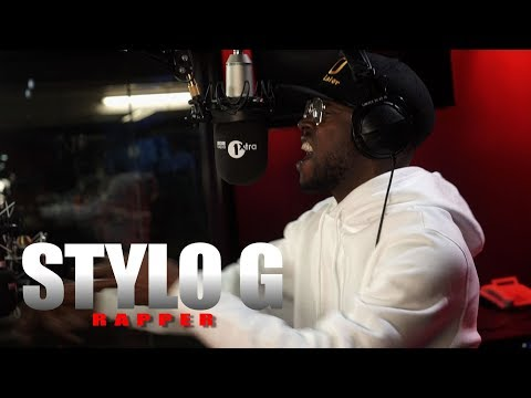 Stylo G – Fire In The Booth