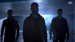 Teen Wolf   Aiden's Death Full Fight Scene HD
