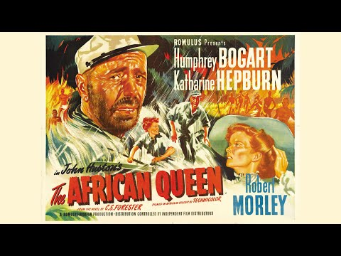 Kitty Hollywood reviews: The African Queen