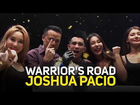 Joshua Pacio's 2018 Full Fights   ONE: Warrior's Road