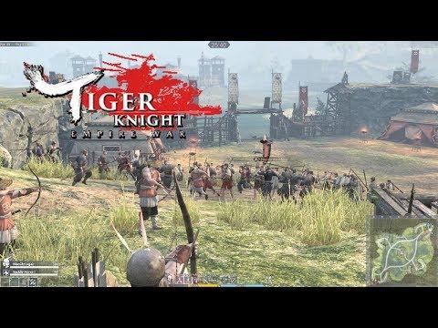 Tiger Knight: Empire War ( Coop Ares/Gà )