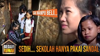 Video Untuk Makan Saja Sulit Anak Bu Mimin Sekolah Tanpa Pakai Alas Kaki! | BEDAH RUMAH EPS.54 (2/4) MP3, 3GP, MP4, WEBM, AVI, FLV Maret 2019