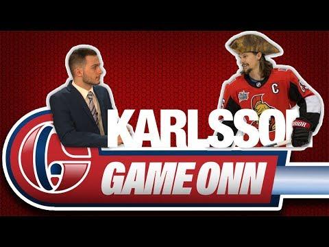 GameONN S1E2 - Erik Karlsson