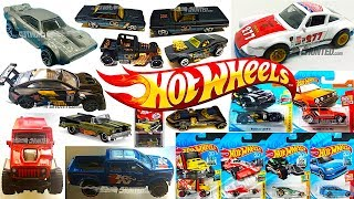 Nonton New 2018 Hot Wheels Cars  Black   Gold 50th Series  Kmart Exclusives And More  Film Subtitle Indonesia Streaming Movie Download