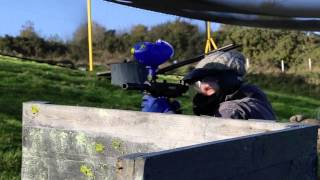 Paintball Arena Newcastle