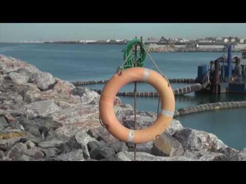 غرفة الصيد البحري بالدارالبيضاء تقوم بزيارة تفقدية لميناء الصيد الجديد