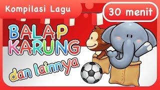 Video Lagu Anak Indonesia | Balap Karung, Bola dan lainnya MP3, 3GP, MP4, WEBM, AVI, FLV Agustus 2018