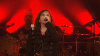 Europe - Carrie (Live)