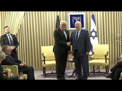 Holocaust-Gedenken: Bundespräsident Steinmeier sprich ...