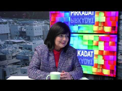 PIRKADAT: Radnainé Dr. Fogarasi Katalin