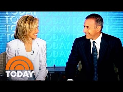 Matt Lauer's 20 Years On TODAY: The Most Memorable Moments | TODAY