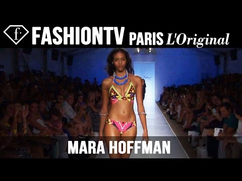 Mercedes - http://www.FashionTV.com/videos MIAMI - See the Mara Hoffman Swimwear show at Mercedes-Benz Fashion Week Miami Swim 2015! For franchising opportunities with FashionTV, CONTACT US: http://www.fashi...