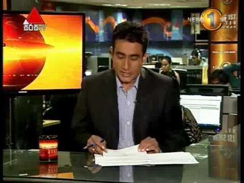 Sirasa morning news