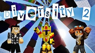 Video Minecraft - Diversity 2 #Ep7 Le Parcour ! MP3, 3GP, MP4, WEBM, AVI, FLV Oktober 2017