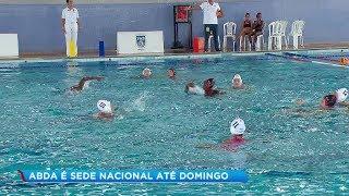 Campeonato Brasileiro de Polo Aquático em Bauru vai até domingo