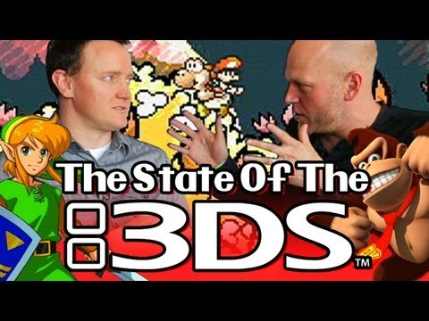 3DS - Following this week's Nintendo Direct on the 3DS' upcoming slate of games, Adam Sessler got a chance to chat with Bill Trinen, Nintendo of America's Director...