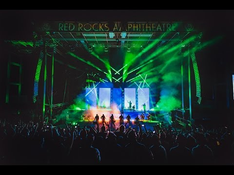 ODESZA In Return: Red Rocks