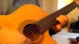 Baba Karam Guitar Lessonآموزش بابا کرم با گیتار