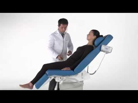 Promotal eMotion Electrical Examination Couch