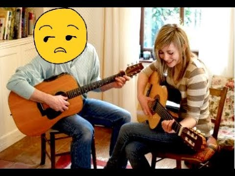 """Help, My Guitar Teacher DOESN'T CARE!"""