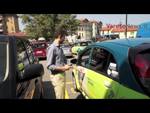 E-Vai, il car sharing ecologico a Varese