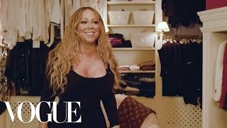 Video Mariah Carey: The Diva Takes Us Inside Her Closet | Vogue MP3, 3GP, MP4, WEBM, AVI, FLV Agustus 2018