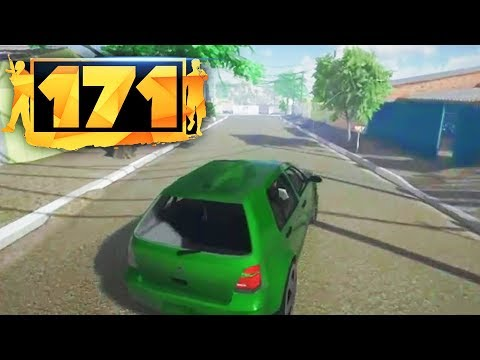 171: GAMEPLAY E CARROS NO GTA DO BRASIL! (видео)