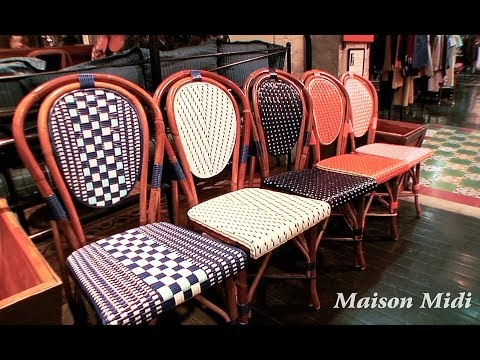 Bistro Chairs | Bistro Tables | Unique Bistro Furniture