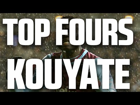 Cheikhou Kouyate's best moments in West Ham