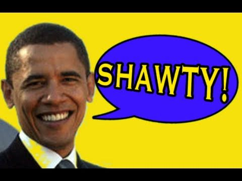 Songify This – Obama Sings to the Shawties (replay extended)