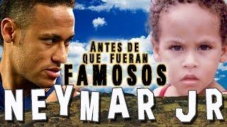 NEYMAR JR - Antes De Que Fueran Famosos, neymar, neymar Barcelona,  Barcelona, chung ket cup c1, Barcelona juventus