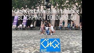 Download Lagu [ CINQHK ] 2ND ANNIVERSARY SHOWCASE || BLACKPINK - DDUDUDDUDU Mp3
